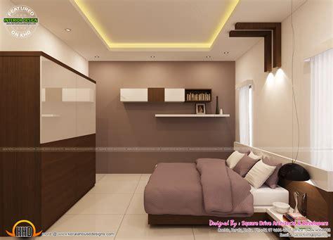 home interior design for bedroom bedroom interior decoration kerala home design and floor