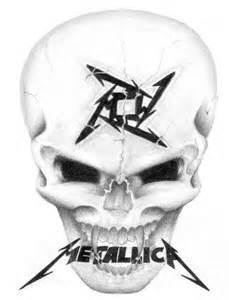 Metallica Skull