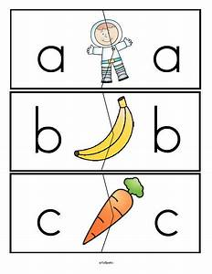 alphabet activities and printables for preschool and With alphabet letter puzzles