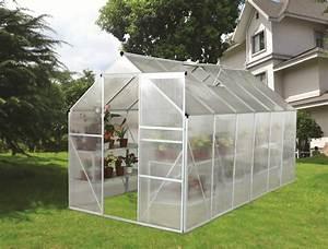 Gewachshaus pflanzenhaus garten treibhaus tomatenhaus mit for Garten planen mit balkon treibhaus