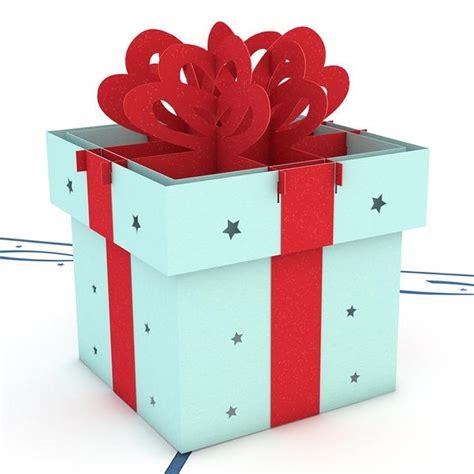 Birthday Present Pop Up Birthday Card - Lovepop