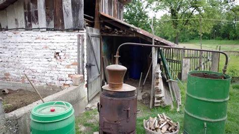 fabrication de l eau de vie maison