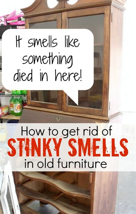 how to get a bad smell out of your room how to get gross smells out of old furniture atta girl says