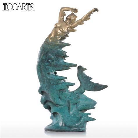 Aliexpress Com Buy Tooarts Tomfeel Mermaid Bronze Statue Home Decorators Catalog Best Ideas of Home Decor and Design [homedecoratorscatalog.us]