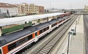 Una Nueva Aver U00eda Impide La Salida Del Tren Badajoz