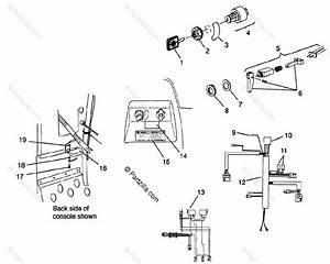 Polaris Snowmobile 1998 Oem Parts Diagram For Ignition