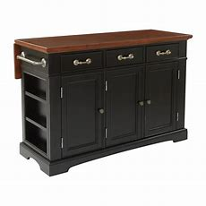 Inspired By Bassett Country Kitchen Large Kitchen Island