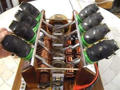 solenoid engine miniature model motor electric
