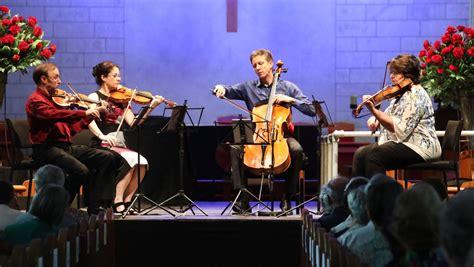 Nelson Adam Chamber Music Festival Boosts Nelson Economy