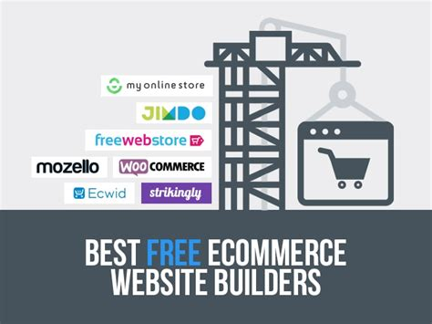 the 9 best free ecommerce website builders for 2019