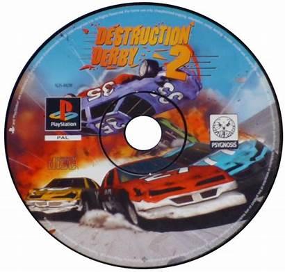 Destruction Derby Launchbox Disc