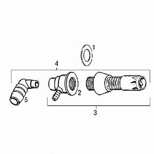 Rotating Flex Jet Assembly  S1860   Hydro Air