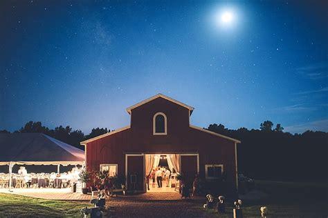 Kirsten & Kyle's Virginia Barn Wedding