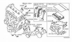 Nissan Altima 2007 Parts Diagram