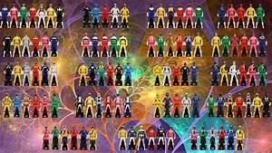 Power Rangers Super Megaforce Ranger Keys by jm511 on ...