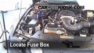 2006 Ford Mustang A C Compressure Fuse Location : interior fuse box location 2005 2009 ford mustang 2006 ~ A.2002-acura-tl-radio.info Haus und Dekorationen