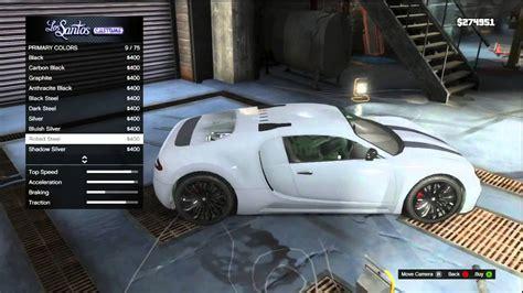 "Need some gta 5 cheats? GTA V (GTA 5): Bugatti ""Adder"" Gameplay (Xbox 360) - YouTube"