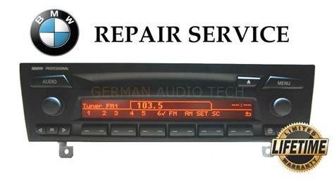 bmw e90 radio bmw cd73 professional radio stereo cd player e90 e91 e92 pixel repair service ebay