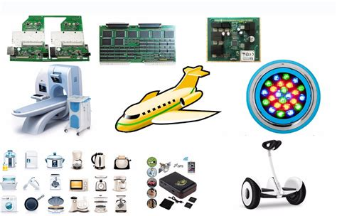 Smt Electronic Component Pcba Circuit Board Pcb Assembly