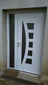pose portes d39entree constructions neuves et chantiers With porte de garage sectionnelle jumelé avec porte blindée appartement tarif