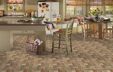 floor tile ideas for kitchen kitchen flooring tips designwalls com