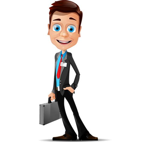 Businessman Clipart Businessman Business Clip Free Vector For Free