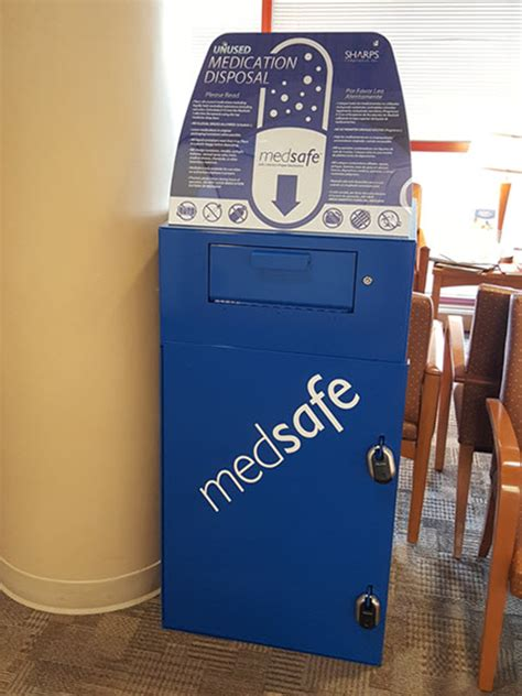 medication    safe drug disposal