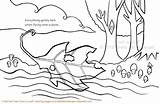 Coloring Nature Pages Leaf Adults Even Artbooks Stream Trees Loved Much sketch template