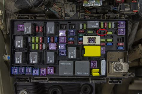 Jeep Jk Fuse Box diy jeep wrangler jk isolated dual batteries the road