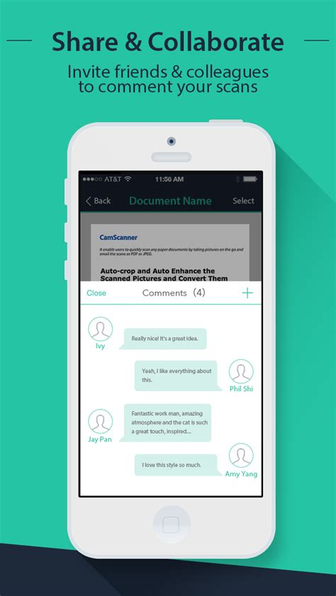 camscanner iphone english evernote app center
