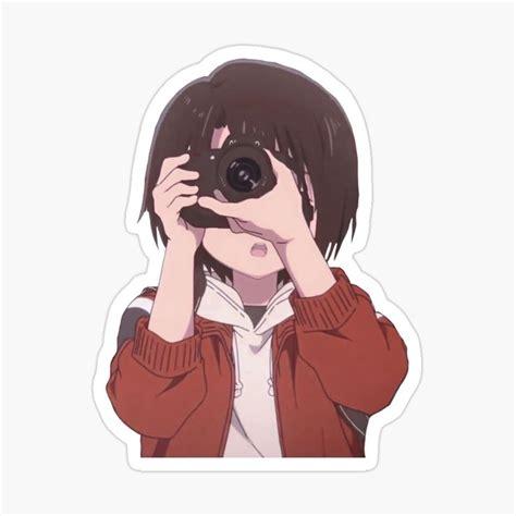 yuzuru nishimiya sticker sticker by sadeadart in 2021