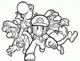 Coloring Pages Super Hero Squad Marvel Az Popular sketch template