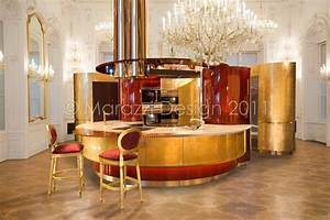 The Colosseo Oro Is The World's Most Expensive Fitted Kitchen