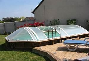 Hors Sol Pas Cher Piscine : abri amovible pour piscine hors sol primo hors sol ~ Melissatoandfro.com Idées de Décoration