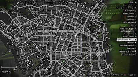 Pacific Standard Heist Garage by Unterschiedliche Maps In Gta