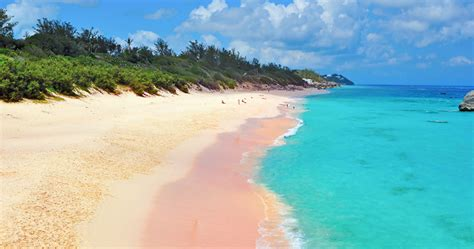 Pretty In Pink Best Pink Beaches In The Caribbean