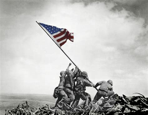 raise the siege united states marines raising flag iwo jima poster