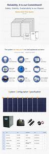 Pv Industry Competitive Price 5kw Home Solar Systems Grid ...