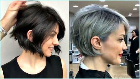 Short Bob Haircuts 2020 Hairstyles Haircuts Beauty