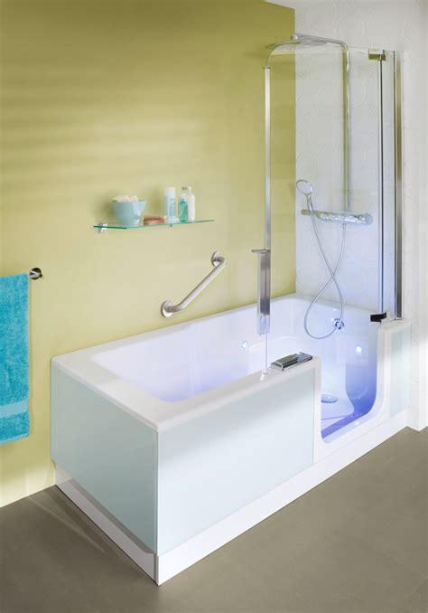 Duschbadewanne Mit Tür duschbadewanne twinline 2 badewanne der zukunft artweger