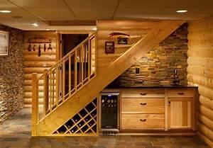 Aménagement Sous Escalier : am nagement sous escalier utilisation optimale de l espace ~ Preciouscoupons.com Idées de Décoration