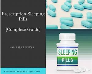 Prescription Sleeping Pills  Complete Guide
