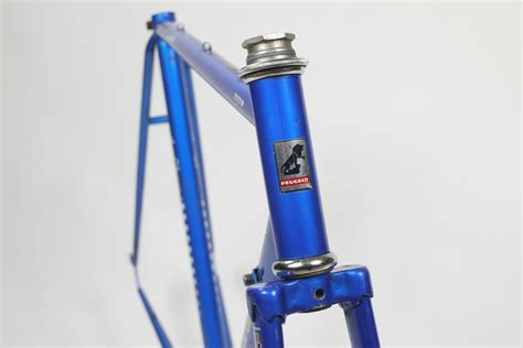 Peugeot Carbolite by Peugeot Course 103 Carbolite Frame Vintage Velo