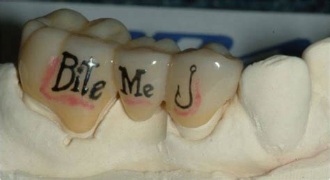cool teeth tattoo images  pictures