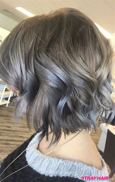 gray hair colors ideas  pinterest