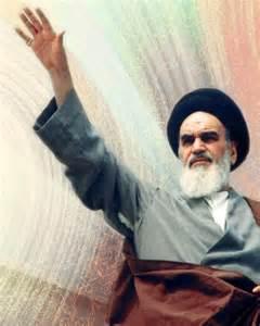 Ruhollah Khomeini Iran