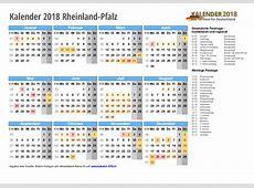 Kalender 2018 RheinlandPfalz zum Ausdrucken « KALENDER 2018