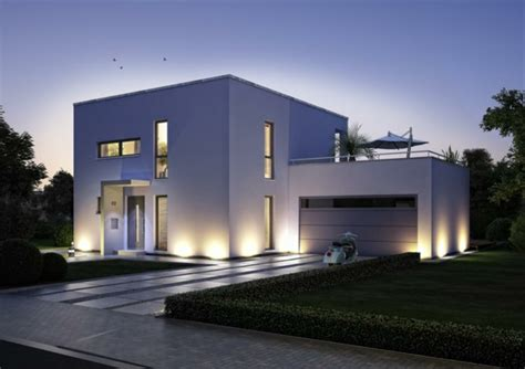 Modernes Einfamilienhaus  Super Inspirierende Bilder