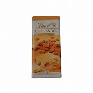 Les grandes - White Almonds 150g, made by Lindt ...