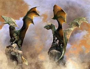 Pin by Carlos Quiros on Dragons & Creatures | Pinterest